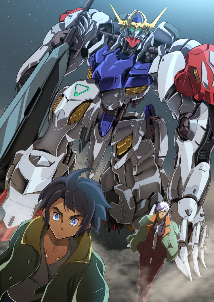 شاهد الان وحمل سلسلة Mobile Suit Gundam: Iron-Blooded Orphans