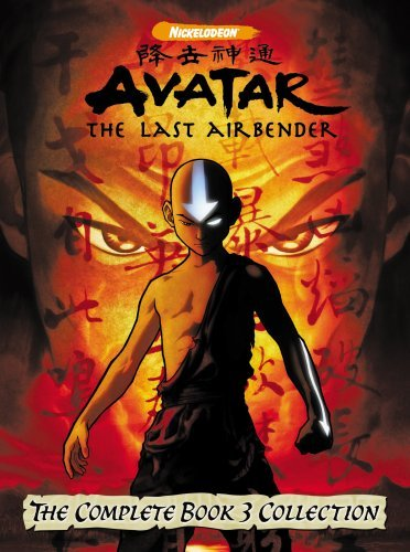 Avatar The Last Airbender Book 3 - Fire