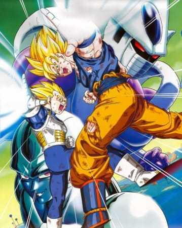 شاهد الان وحمل فيلم الأنمي Dragon Ball Z Movie 06: Gekitotsu!! 100-oku Power no Senshi-tachi